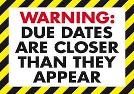 due-dates